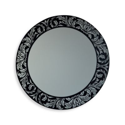 Studio Arts Venetian Scroll Mirror