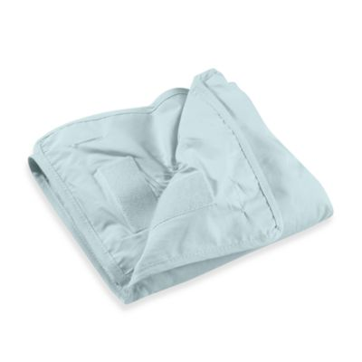 Arm's Reach Mini Co-Sleeper® Fitted Sheet in Blue