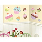 Happi Cupcake Peel & Stick Giant Wall Decal