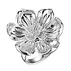Arthur Court Carved Magnolia Ring Collection