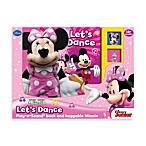 A Box Full of Fun! Book and Plush Minnie Mouse