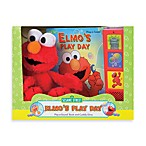 Sesame Street® A Box Full of Fun! Book and Plush Elmo Toy