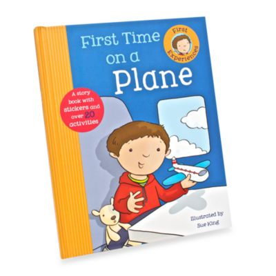 First Experiences: First Time on a Plane