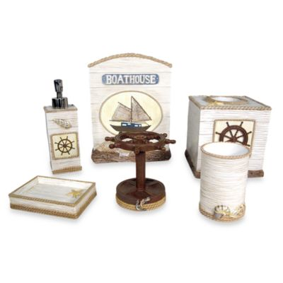 Boathouse Bath Lotion Dispenser