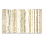 Renaissance Mirage Bath Rug in Natural