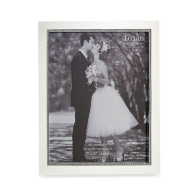 Eccolo® Crystal Elegance Photo Frame in 8-Inch x 10-Inch