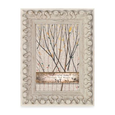 Through The Woods Tan Swirl Frame
