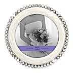 Memories Frame with Crystals in Ivory