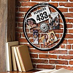Bike Wheel Collage Frame