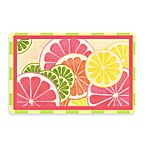 Bungalow Flooring New Wave Fresh Citrus Doormat