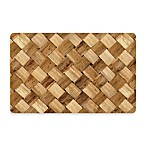 Bungalow Flooring New Wave Basketweave Doormat