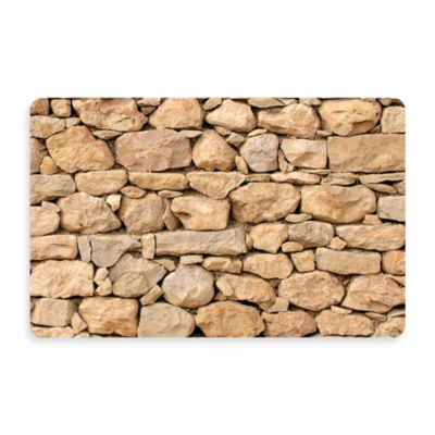 Bungalow Flooring New Wave Stacked Stones Doormat