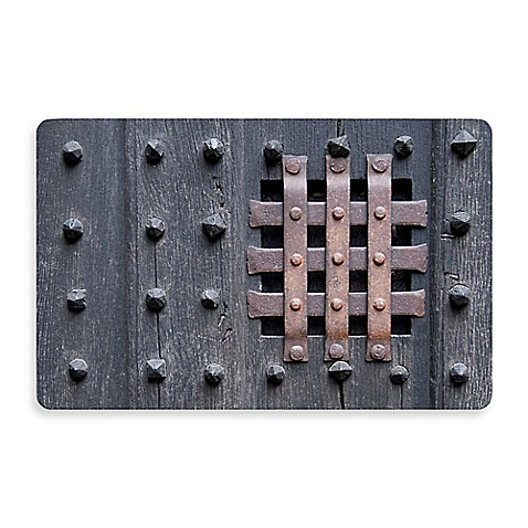 Bungalow Flooring New Wave 18-Inch x 27-Inch Dungeon Door Mat