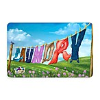 Bungalow Flooring New Wave Laundry Line Doormat