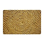 Bungalow Flooring New Wave Radial Weave Doormat