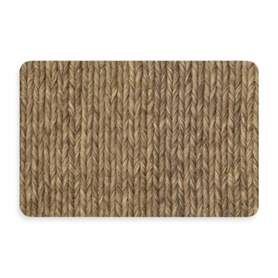 Bungalow Flooring New Wave 18-Inch x 27-Inch Rope Weave Door Mat