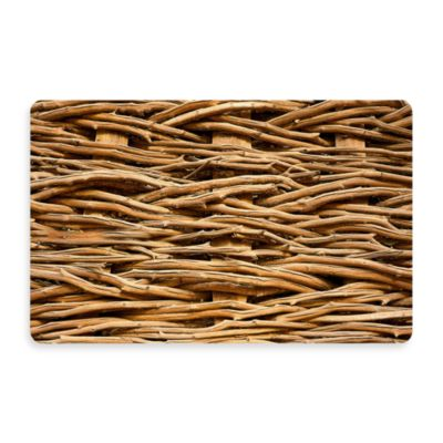 Bungalow Flooring New Wave 18-Inch x 27-Inch Hedgerow Door Mat