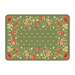 New Wave Sage Palazzo Kitchen Floor Mat