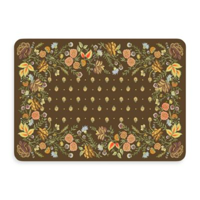 Bungalow Flooring New Wave Palazzo Walnut Door Mat