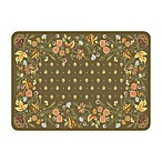 Bungalow Flooring New Wave Palazzo Umber Doormat