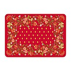 Bungalow Flooring New Wave Favenay Red Doormat