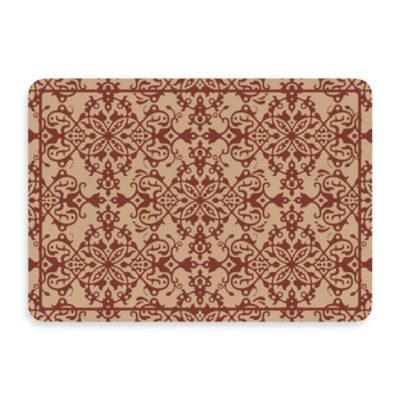 Bungalow Flooring New Wave 22-Inch x 31-Inch Bishop's Gate II Door Mat