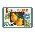 Bungalow Flooring New Wave Holiday Pear Ad Doormat