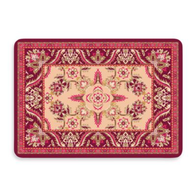 Bungalow Flooring New Wave Red Siam Kitchen Door Mat