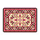 Bungalow Flooring New Wave Red Siam Kitchen Doormat