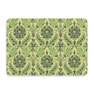 Bungalow Flooring New Wave 22-Inch x 31-Inch Ladyslipper Door Mat