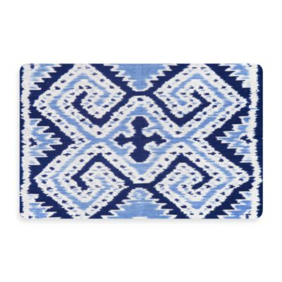 Bungalow Flooring New Wave Ikat Wrap Doormat