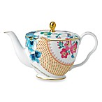 Wedgwood® Butterfly Bloom Teapot