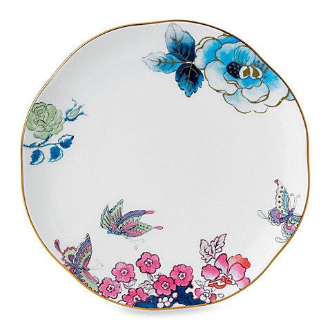 Wedgwood® Butterfly Bloom 8-Inch Salad Plate