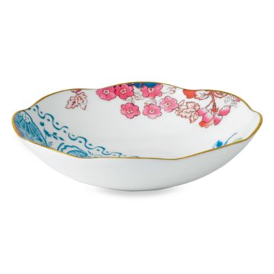 Wedgwood® Butterfly Bloom Rim Soup Bowl