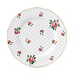 Royal Albert Vintage 8.3-Inch Salad Plate in Cheeky Pink