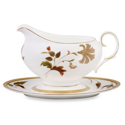 Noritake® Islay 16-Ounce Gravy Boat and Tray