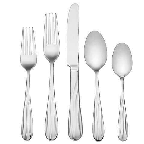 Lenox® Pool Flatware 65-Piece Set