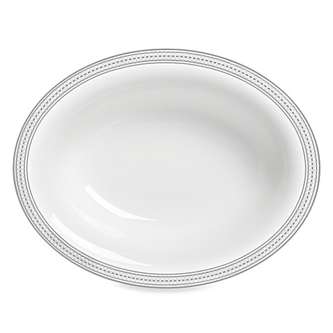 Vera Wang Wedgwood® Moderne 9.75-Inch Open Vegetable Bowl
