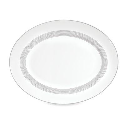 Vera Wang Wedgwood® Moderne 13.75-Inch Oval Platter