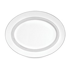 Vera Wang Wedgwood® Moderne 13.75-Inch Oval Platter