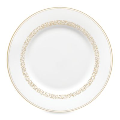 Vera Wang Wedgwood® Filigree Gold 8-Inch Salad Plate