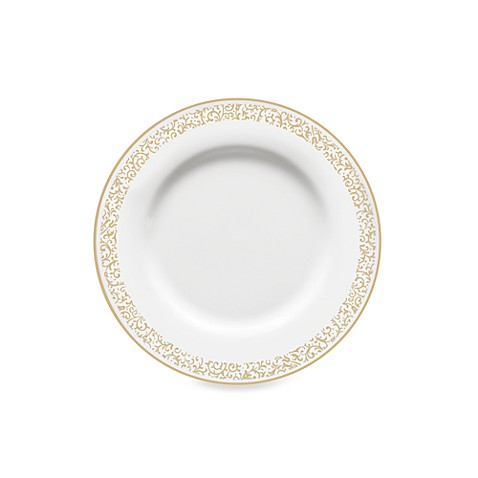 Vera Wang Wedgwood® Filigree Gold 6-Inch Bread and Butter Plate