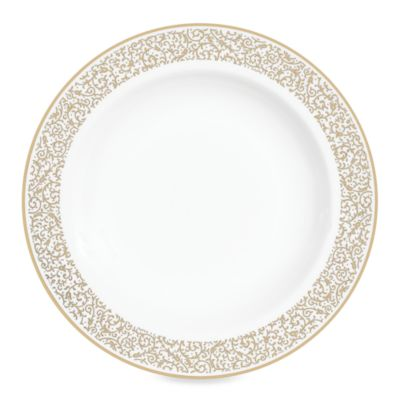 Vera Wang Wedgwood® Filigree Gold 9-Inch Rim Soup Bowl