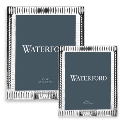 Waterford® Lismore Diamond 8-Inch x 10-Inch Frame
