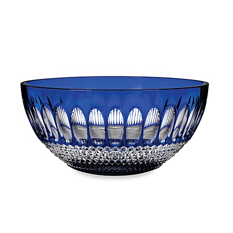 Waterford® 60th Anniversary Colleen 8-Inch Bowl in Cobalt