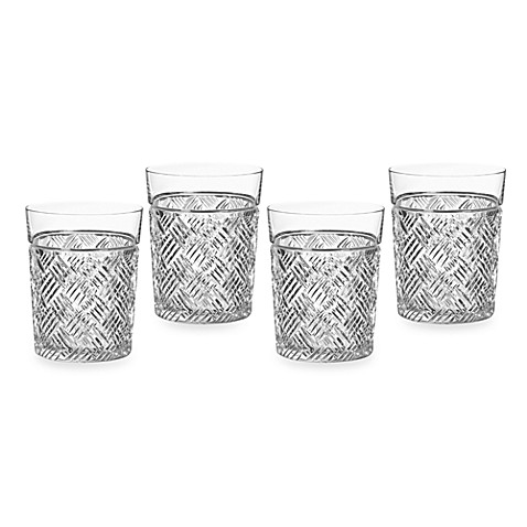 Marquis Waterford Double Old Fashion Glasses