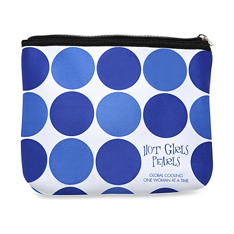 Hot Girls Pearls Insulated Travel Purse w/Icepack