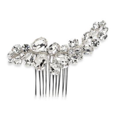 Glisten Crystal Bridal Comb