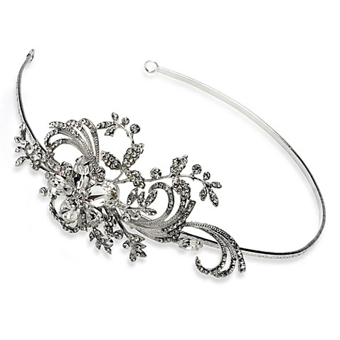 Lillian Bridal Headband