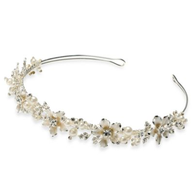 Penelope Pearl Wedding Headband